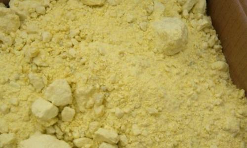 农业硫磺粉在花卉中的运用