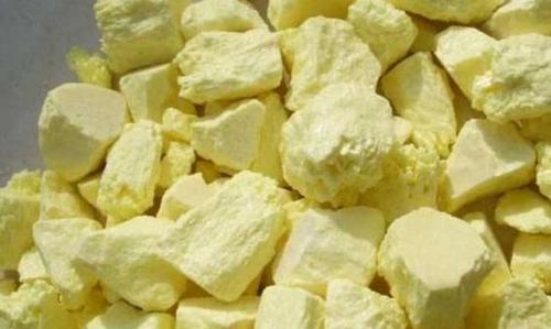 关于硫磺的理化性质介绍