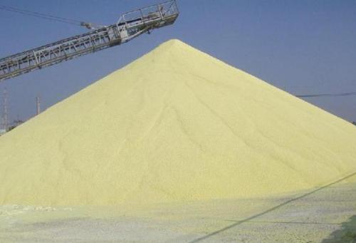 如何使用硫磺粉调节土壤酸碱值