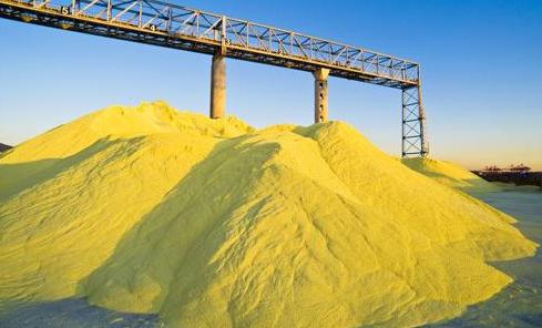 在食品中运用工业硫磺粉的危害