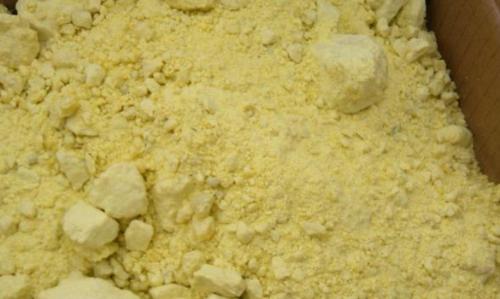 工业硫磺粉使用需要谨慎