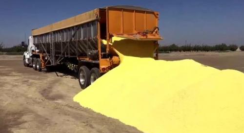 工业硫磺粉的特殊性你必须了解