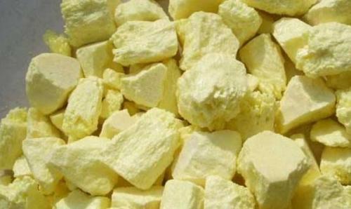 关于硫磺在《中国药典》上的性质效用记载