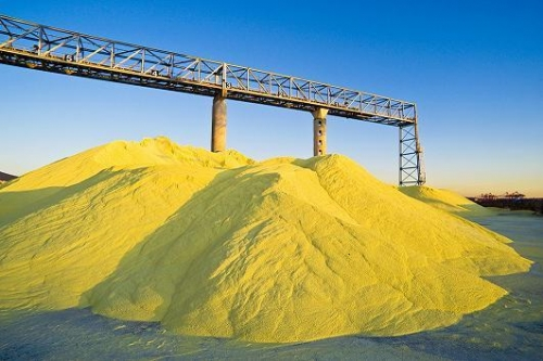 中药材生产加工过程中硫磺粉能起到怎样的作用