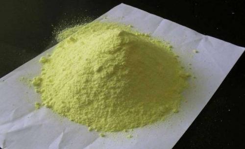 工业硫磺粉存储管理制度